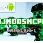 AJModsMCPE Mod for Minecraft PE