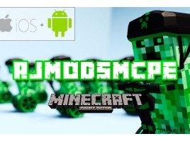 AJModsMCPE Minecraft Pocket Edition Hack