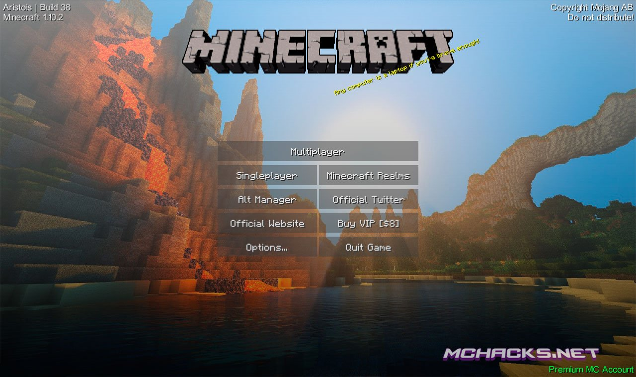 minecraft windows 10 hacked clients