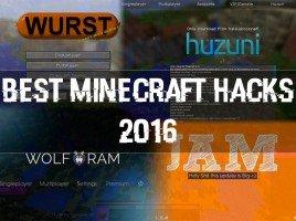 Best Minecraft Hacks 2016