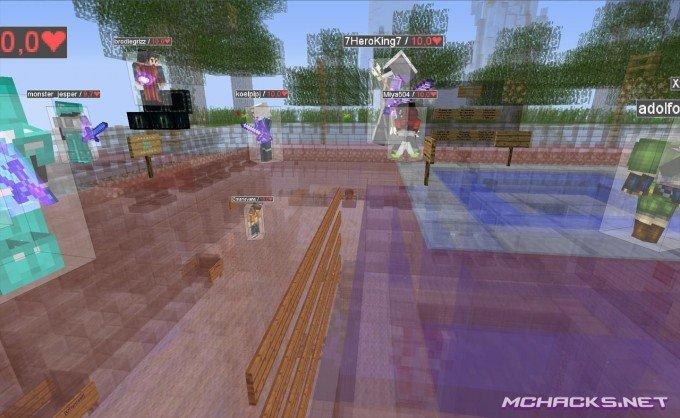 Flare Minecraft Hack