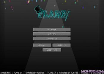 Flare Hacked Client for Minecraft