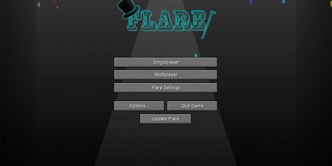 Flare Hacked Client for Minecraft 1.7.2-1.7.10
