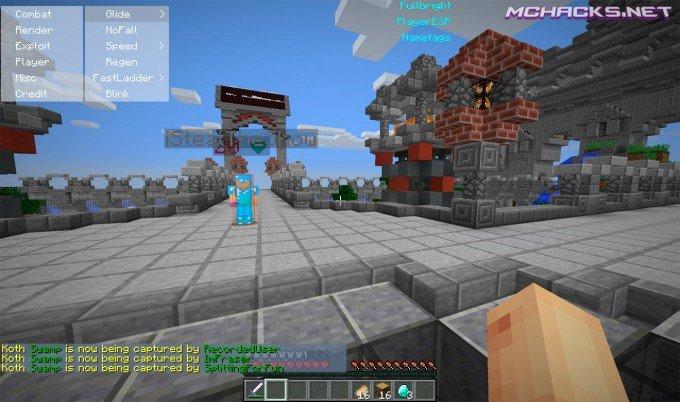 Grey Client Minecraft Hack