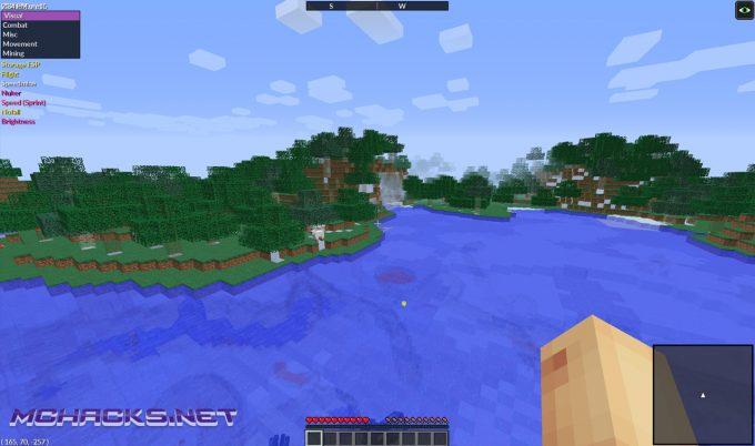 Huzuni Minecraft Hack