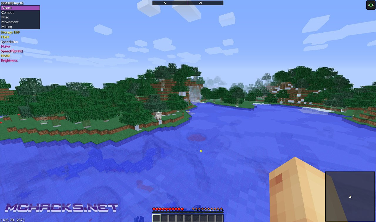 Download Huzuni Hacked Client for Minecraft - ALL Versions