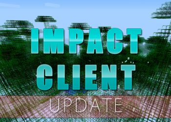 Impact for Minecraft 1.11
