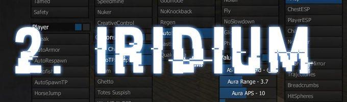 Iridium Minecraft Hack