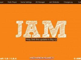 Minecraft JAM - Hacked Client