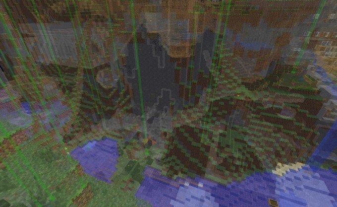 Minecraft Hack Xray
