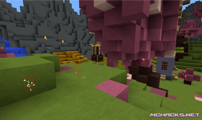 Matix Client for Minecraft 1.9