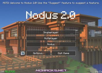 Nodus 2.0 Hacked Client w/OptiFine for Minecraft 1.7.2