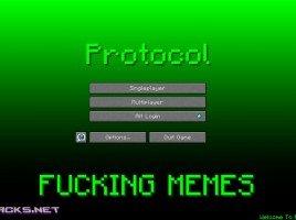 Protocol Client Minecraft 1.9 hack