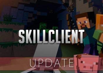 Minecraft 1.11.2 SkillClient