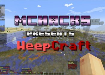 WeepCraft Hacked Client for Minecraft 1.7.2-1.7.10/1.6.4