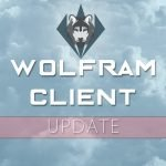 Wolfram for Minecraft 1.10.X
