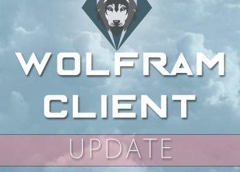 Wolfram Client Update