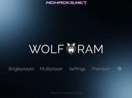 Wolfram Public Hacked Client