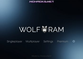 Wolfram Hacked Client for Minecraft 1.8.x