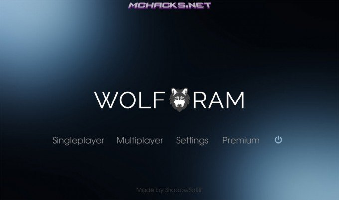 Wolfram Public Hacked Client