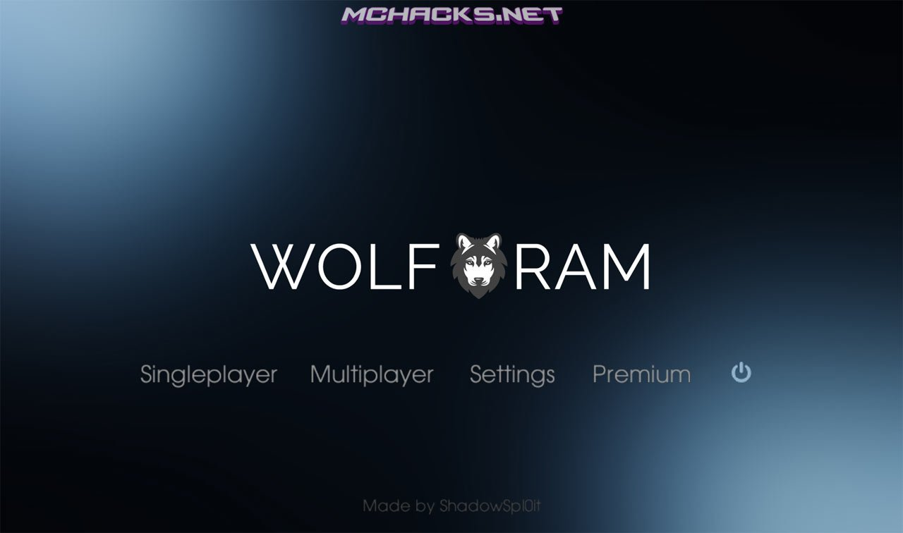 wolfram minecraft hack