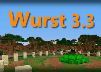 Wurst 3.3 for Minecraft 1.9.X