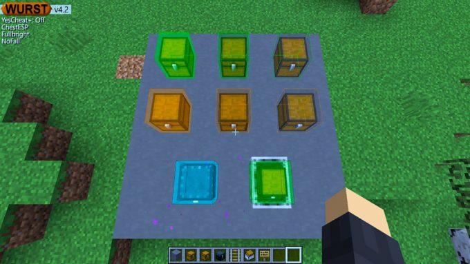 Wurst Client Minecraft 1.10.2