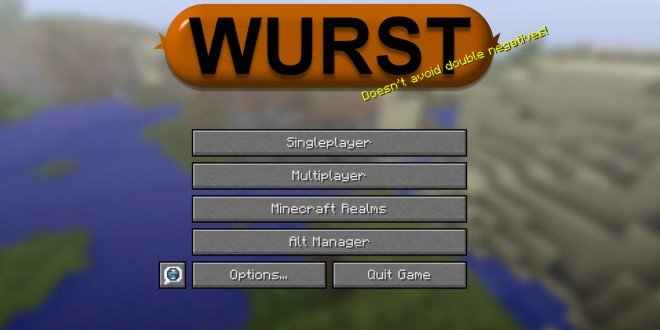 Wurst Hacked Client for Minecraft 1.8 & 1.7.X