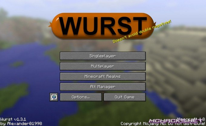 Wurst Client Download