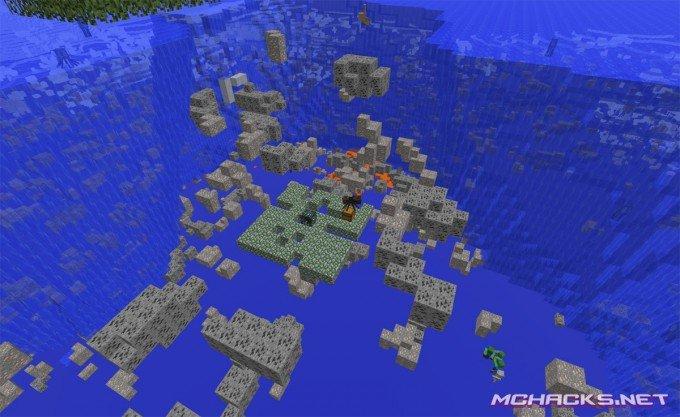Wurst Xray for Minecraft